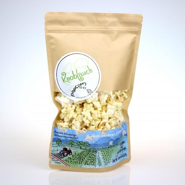 Knoblauch Popcorn